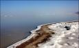 دریاچه ارومیه رکورد ۱۰۰ ساله زد!