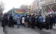 معضل معطلی در ایستگاههای اتوبوس ارومیه  تمامی ندارد
