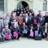 گزارش تصویری از مراسم بزرگداشت سومین سال انتشار روزنامه  و هشتمین سال هفته_نامه آراز آذربایجان