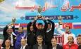 ایران قهرمان مسابقات بینالمللی کاراته ارومیه شد