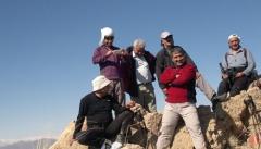 دره نوردی گروه فرهنگیان ارومیه در دره دولاما