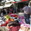 رونق دستفروشی در میان گرانی سرسام آور مراکز خرید ارومیه