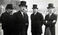 تمام همراهان شکل گیری حکومت پهلوی