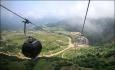 بهره برداری از تله کابین ارومیه افزایش گردشگران  را در پی دارد
