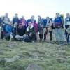 صعود گروه کوهنوردی فرهنگیان ارومیه  به هرم ۳ ساوالان