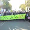 برگزاری هرچه باشکوهتر راهپیمایی ۱۳ آبان  درآذربایجان غربی
