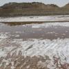 امسال افت شیب تراز دریاچه ارومیه کاهش یافته است