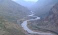 پسابهای صنعتی ارمنستان همچنان رودخانه ارس را آلوده می کند