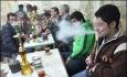 پز فرهنگی مصرف قلیان و دخانیات در محافل خانوادگی
