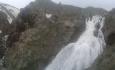 آبشار سوله دوکل با کوبیدن به صخره ها هستی خود  را فریاد می زند