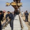 دولت راه آهن ارومیه را همچون خط آهن اصفهان در اولویت قرار دهد