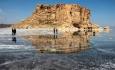 عمق ۶۰ درصد دریاچه ارومیه کمتر از ۶۰ سانتی متراست
