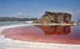 سطح دریاچه ارومیه شهریور امسال به کمترین حد تاریخی خود میرسد