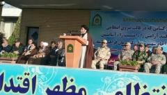 نیروی انتظامی از ارکان امنیت مثال زدنی آذربایجان غربی است