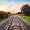 ریل های قطار ارومیه مراغه وارداتی و پوسیده است