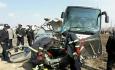 تصادفات جاده ای بیشترین دلیل مرگ و میر در  آذربایجان غربی است