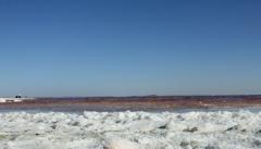 دریاچه ارومیه دیگر نفس نمی کشد