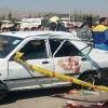 کاهش ۲۴ درصدی تلفات جاده ای در آذربایجان غربی