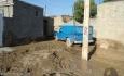 وقوع سیلاب در روستاهای ارومیه و شاهین دژ