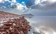مساحت دریاچه ارومیه ۱۵۰۴ کیلومترمربع افزایش یافته است