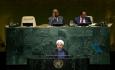 حسن روحانی توانست توپ را به زمین آمریکا بیندازد