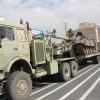 نیروهای مسلح در ارومیه اقتدار خود را به نمایش گذاشتند