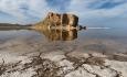 ۱۴ میلیون انسان با خشکی دریاچه ارومیه در معرض سرطان قرار می گیرند