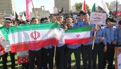 رزمایش محمد رسول الله(ص) آذربایجان غربی