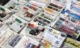 نشریات در روزگار بحران دستفروشی خبر می کنند
