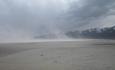 خشکی دریاچه ارومیه سبب ریزگردهای نمکی در شعاع  ۱۰۰ کیلومتری خواهد شد