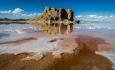 دریاچه ارومیه ۲سال دیرتر به تراز اکولوژیک می رسد