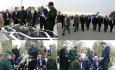 دبیرشورای عالی امنیت ملی به مقام شهدای ارومیه ادای احترام کرد