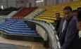 تمامی تمهیدات برای برگزاری مسابقات لیگ ملتهای والیبال به میزبانی ارومیه در حال انجام است