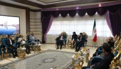 آذربایجان غربی آمادگی برقراری خط هوایی با عمان برای صادرات را دارد