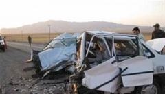 آمار حوادث جاده ای آذربایجان غربی نگران کننده است