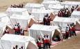 هلالاحمر آذربایجانغربی ۴۰۰ تخته چادر به مناطق زلزلهزده ارسال کرد