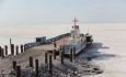 اعتبارات عمرانی دریاچه ارومیه از دو سال گذشته  قطع شده است
