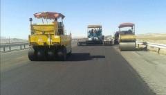۱۴۴ کیلومتر روکش آسفالت در محورهای آذربایجان غربی اجرا می شود