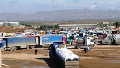 زور تحریم به تجارت مرزی دروازه ایران به اروپا نرسید