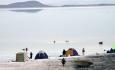 شروع دوباره قایقرانی در دریاچه ارومیه پس از چهار سال