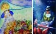 برترین های مسابقه تصویرسازی حوزه هنری آذربایجان غربی معرفی شدند