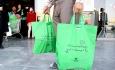 ۴۰۰۰ کیسه پارچه ای در بازارهای روز ارومیه توزیع می شود