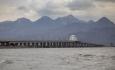 دریاچه ارومیه از حالت بحرانی خارج شد
