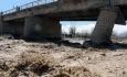 تردد خودروها از پل هاشم آباد سیلوانای ارومیه برقرار شد